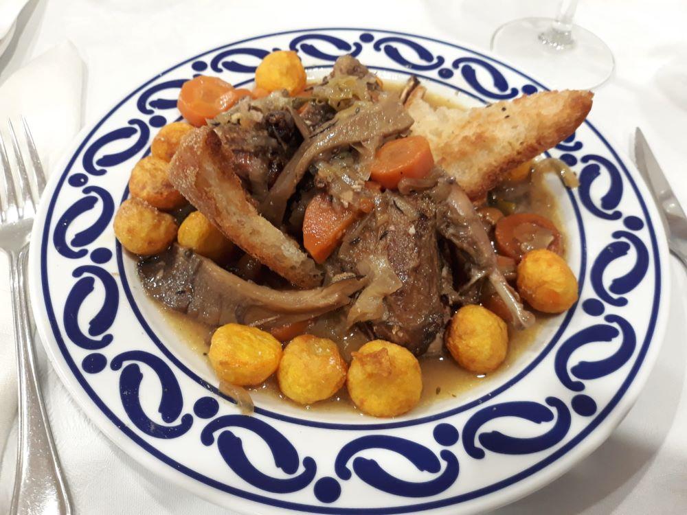 Los valores nutricionales de la carne de caza