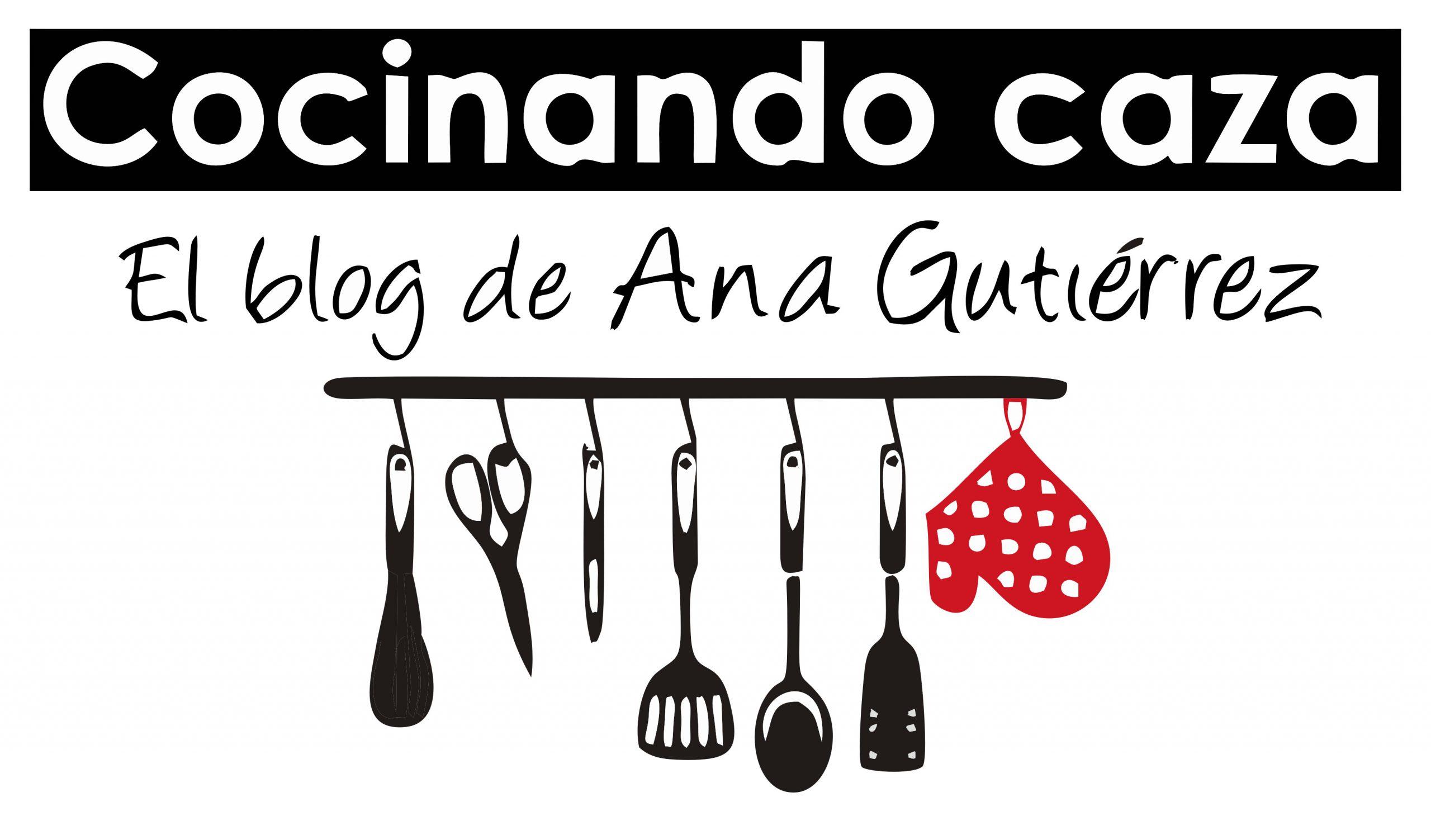 Logotipo Cocinando Caza Recetas