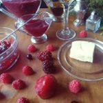 Receta de salsa de frutos rojos 7