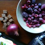 Receta de salsa de frutos rojos 8