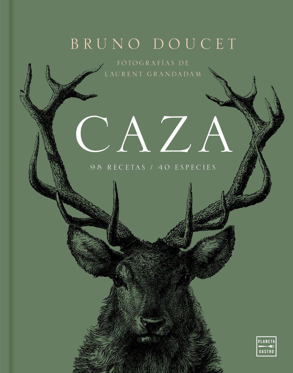 Bruno Doucet cocina de la caza