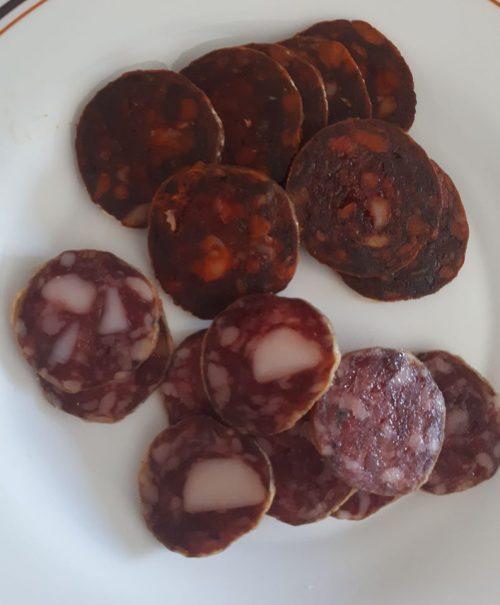 Salchichón Y Chorizo De Jabalí Y Ciervo José Antonio Doménech